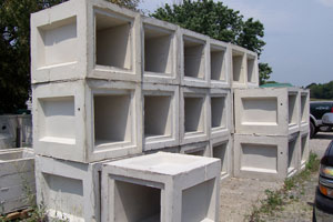 Stiger Precast Catch Basins